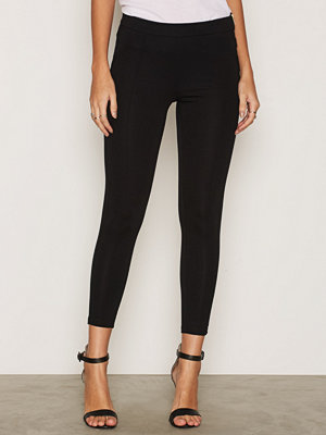 Leggings & tights - Only onlDIANA Ankle Pants Jrs Svart