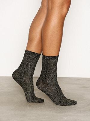 Vero Moda Vmglitter Sock 4-Pack Guld