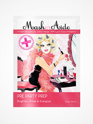 Ansikte - MaskerAide Pre Party Prep Sheet Mask White