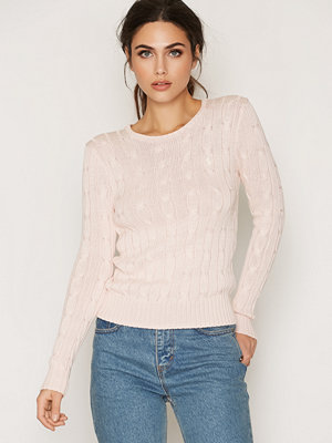 Polo Ralph Lauren Julianna Long Sleeve Sweater Rosa