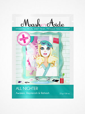 Ansikte - MaskerAide All Nighter Sheet Mask White