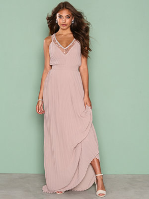 TFNC Atlanta Maxi Dress Taupe