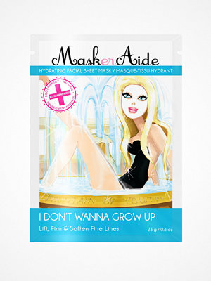 Ansikte - MaskerAide I Don't Wanna Grow Up Sheet Mask White