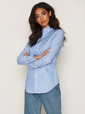 Skjortor - Polo Ralph Lauren Kendal Long Sleeve Shirt Blue