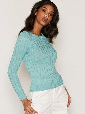 Polo Ralph Lauren Julianna Long Sleeve Sweater Mint