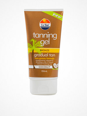 Le Tan Coconut Tanning Gel Bronze