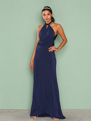 TFNC Multiway Maxi Dress Navy
