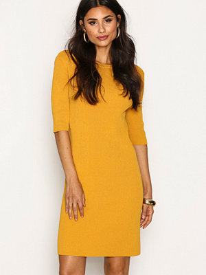 Dagmar Nina Dress Saffron