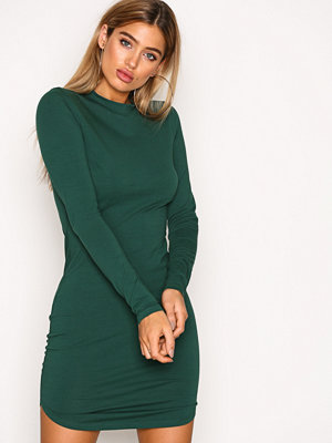 NLY Trend Off Duty Dress Dark Green