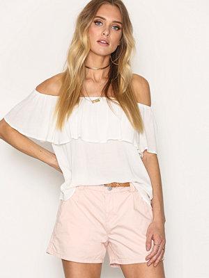 Shorts & kortbyxor - Vero Moda Vmboni Nw Shorts Clr Noos Ljus Rosa