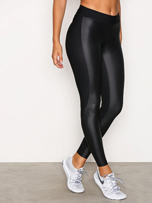 Casall Sculpture Shine Tights Svart