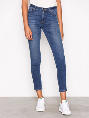 Lee Jeans Scarlett High Yankee Blue Blue