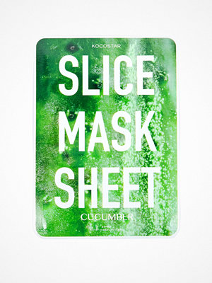 Ansikte - Kocostar Korean Slice Mask Sheet Cucumber