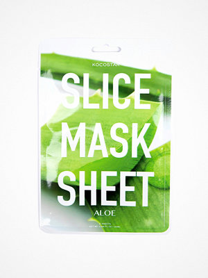 Ansikte - Kocostar Korean Slice Mask Sheet Aloe