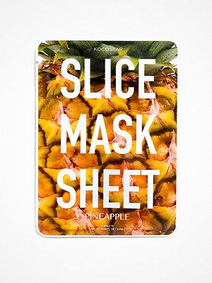 Ansikte - Kocostar Korean Slice Mask Sheet Pineapple