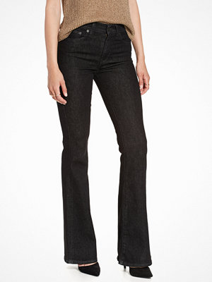 Jeans - Polo Ralph Lauren High Rise Flare True Black