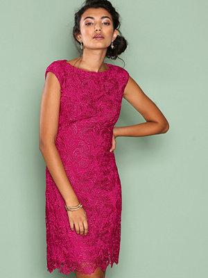 Lauren Ralph Lauren Montague Evening Dress Rose