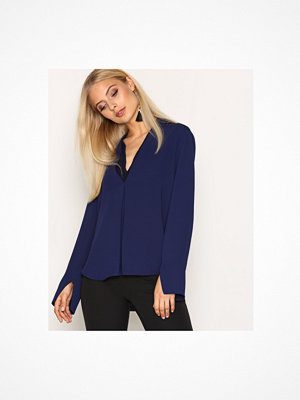 Tunikor - By Malene Birger Lipty Shirt Midnight