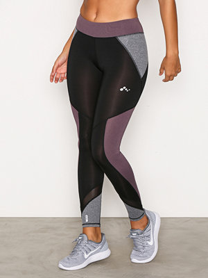 Sportkläder - Only Play onpMALICA Training Tights Black
