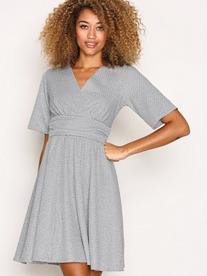 Closet Jersey Skater Dress Grey