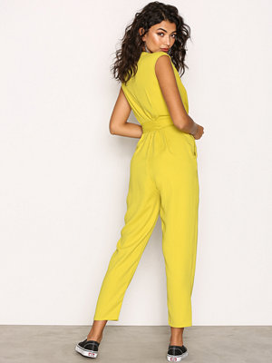 Jumpsuits & playsuits - River Island Tailored Jumpsuit Olive