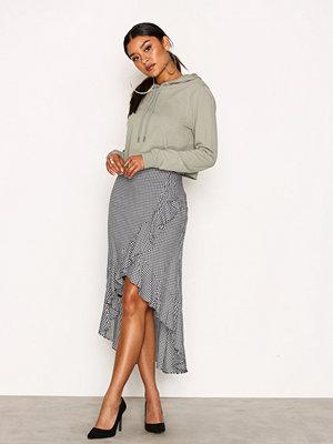 Kjolar - Object Collectors Item Objabril Mw Skirt a Pa Svart