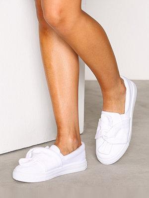 Sneakers & streetskor - NLY Shoes Twist Sneaker Vit