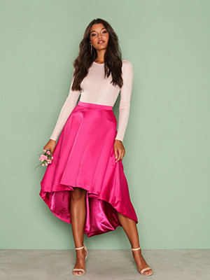 Kjolar - NLY Eve This One Skirt Rosa