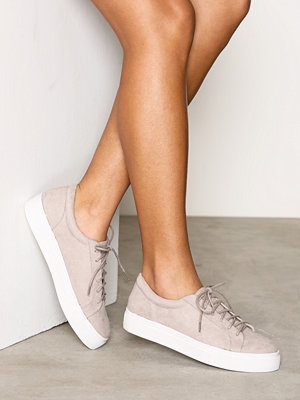 NLY Shoes Platform Sneaker Light Grey