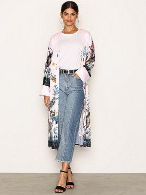 NLY Trend Stylish Robe Ljus Rosa