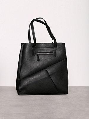 Handväskor - Pieces Pcneda Shopper Svart