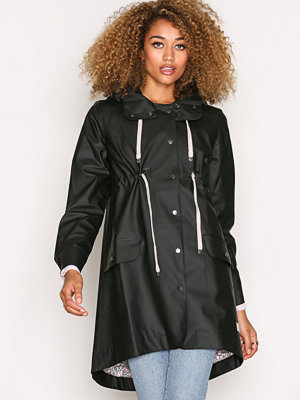 Kappor - Odd Molly Monsoon Rainjacket Almost Black