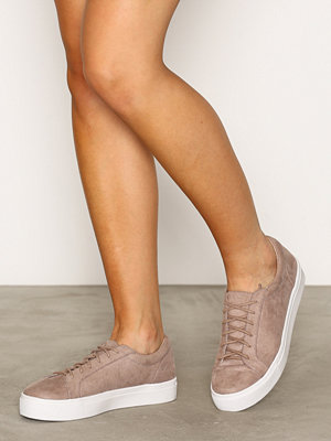 Sneakers & streetskor - NLY Shoes Platform Sneaker Mauve