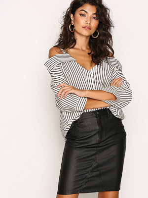 Object Collectors Item Objbelle Coated Skirt Noos