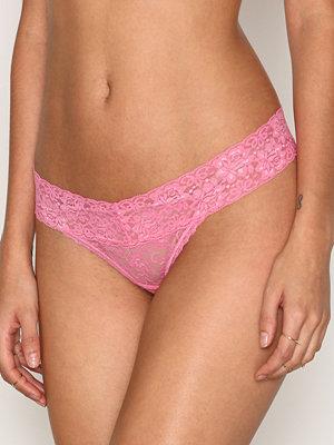 Trosor - NLY Lingerie Flirty Lace Panty Rosa