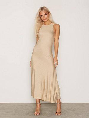 Polo Ralph Lauren SL Midi Dress Sand