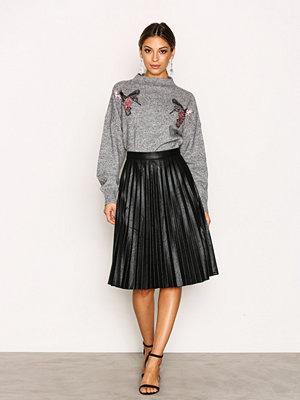 Kjolar - MOSS Copenhagen Gunz Mane Skirt Black