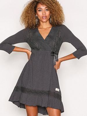 Odd Molly Summer Night Dress Asphalt