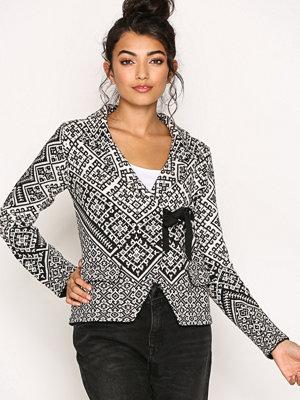 Odd Molly Lovely Knit Jacket Black