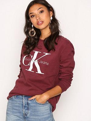 Calvin Klein Jeans Crew Neck Hwk True Icon Fig