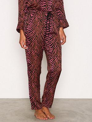 Pyjamas & myskläder - Love Stories Tyler Coverup Bottom Zebra