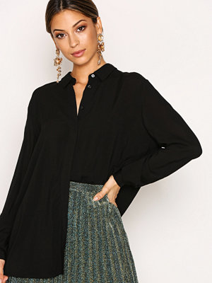 MOSS Copenhagen Blair Yaya Shirt Black