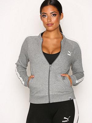 Sportkläder - Puma Archive Logo T7 Track Jacket Grå