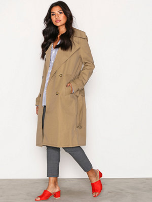 Trenchcoats - Hope Oak Coat Beige