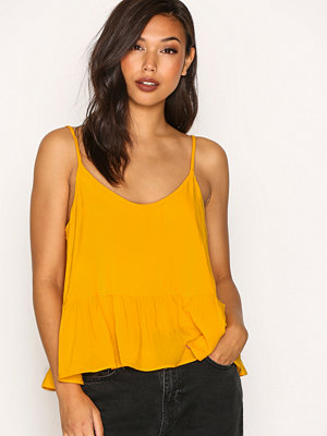 Topshop Casual Camisole Top Orange