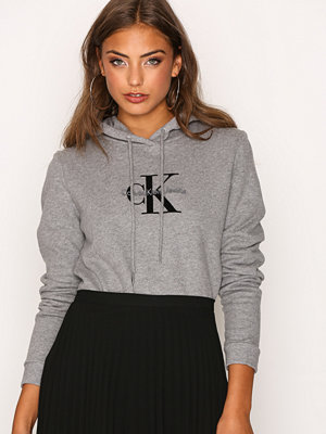 Calvin Klein Jeans Honor Oullover Hoody HWK Light Grey Melange