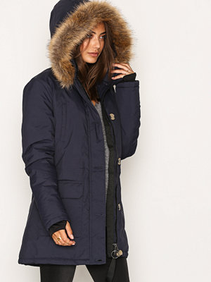 NLY Trend City Parka Navy