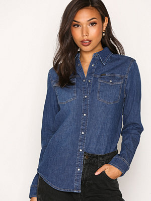 Lee Jeans Relaxed Western Mid Blue