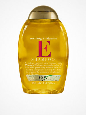 Hårprodukter - OGX Vitamin E Shampoo 385 ml Transparent