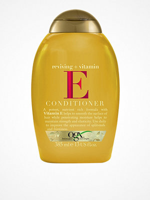 Hårprodukter - OGX Vitamin E Conditioner 385 ml Transparent